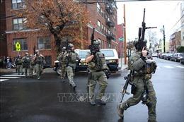 6 người thiệt mạng trong vụ nổ súng ở New Jersey, Mỹ