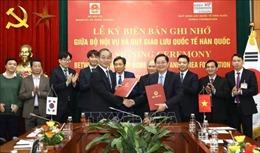 Thúc đẩy hợp tác, giao lưu thanh niên Việt Nam - Hàn Quốc