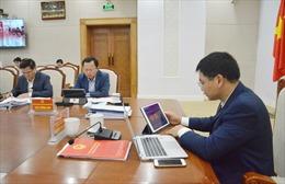 UBND tỉnh Quảng Ninh lần đầu tổ chức họp không giấy tờ