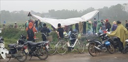 UBND huyện Sóc Sơn đề xuất một số nội dung liên quan chính sách đền bù tại bãi rác Nam Sơn