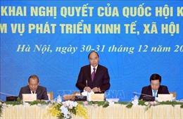 Thủ tướng: Tăng cường kỷ luật kỷ cương và nâng cao chất lượng điều hành