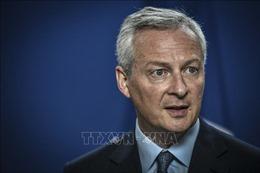 Pháp sẵn sàng đáp trả đe dọa đánh thuế của Mỹ tại WTO