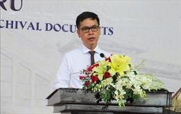 Thúc đẩy quan hệ hợp tác về văn thư, lưu trữ giữa Việt Nam - Indonesia