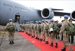 Việt Nam tham gia gìn giữ hòa bình LHQ - Bài 2: Tết cổ truyền ở Trung Phi của người lính mũ nồi xanh