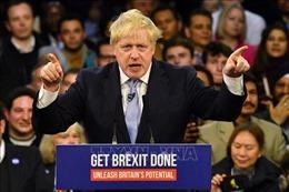 Đảng Bảo thủ Anh cầm chắc chiến thắng