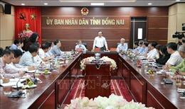 Bộ trưởng Đinh Tiến Dũng đề nghị Đồng Nai rà soát lại việc thu thuế nội địa