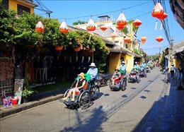 Ngành du lịch Quảng Nam cần được 'tiếp sức'để phục hồi