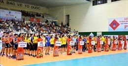 Khai mạc Giải bóng chuyền vô địch Quốc gia PV Gas 2019