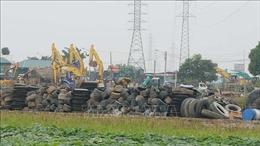 Báo động ô nhiễm làng nghề ở Vĩnh Phúc