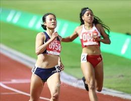 SEA Games 30: Giọt nước mắt của Tú Chinh