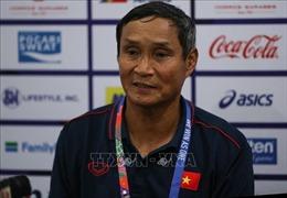 HLV Mai Đức Chung thận trọng trước bán kết gặp chủ nhà Philippines