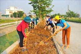 Đánh giá lại các tiêu chí về môi trường trong xây dựng nông thôn mới