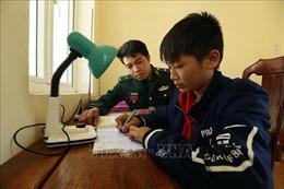 Mô hình 'Con nuôi Đồn Biên phòng'giúp học sinh nghèo vùng biên giới