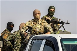 SDF và liên quân quốc tế tái triển khai lực lượng tới một số thành phố tại Syria