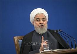 Iran sẽ đàm phán nếu Mỹ từ bỏ các biện pháp trừng phạt