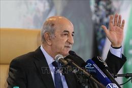 Thư mừng Tổng thống Cộng hòa Algeria