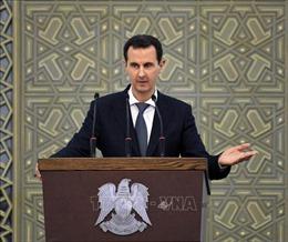 Tổng thống Syria thảo luận với phái đoàn Nga về tình hình Idlib