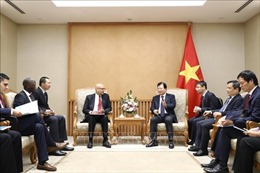 Thúc đẩy hợp tác giữa Ngân hàng Thế giới và Việt Nam trong phát triển năng lượng