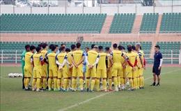 Hoãn trận bóng đá Siêu Cúp quốc gia do ảnh hưởng của dịch viêm đường hô hấp cấp