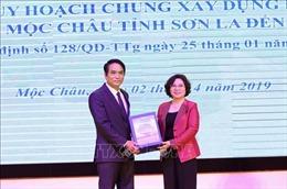 Công bố quy hoạch chung xây dựng Khu Du lịch quốc gia Mộc Châu, Sơn La