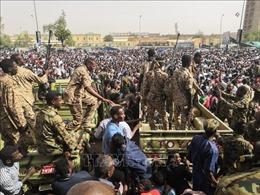 Quân đội Sudan bắt đầu lệnh giới nghiêm ban đêm