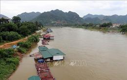 Phú Thọ: Đề phònglũ, sạt lở đấttrên diện rộng