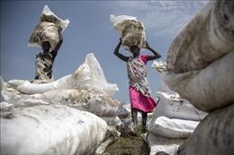 Biến đổi khí hậu và xung đột đẩy hàng triệu người rơi vào cảnh đói ăn