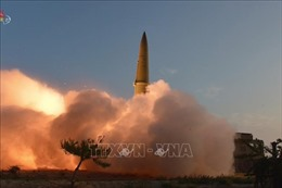 Nhật Bản công bố kết quả phân tích 9 vụ phóng tên lửa của Triều Tiên