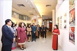 Triển lãm 'Phụ nữ Xô Viết: Người công dân, Người lao động, Người mẹ'