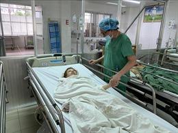 Cứu sống bệnh nhân mang thai ngoài tử cung vỡ