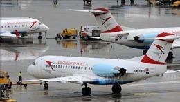 Hãng Austrian Airlines hủy chuyến bay tới Iran