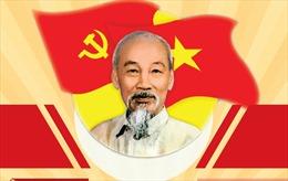 Chủ tịch Hồ Chí Minh, người sáng lập Ðảng Cộng sản Việt Nam