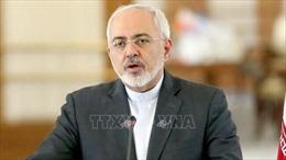 Ngoại trưởng Iran loại trừ khả năng đàm phán về một thỏa thuận hạt nhân mới