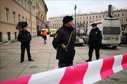 Báo động bom giả xuất hiện ở nhiều thành phố của Nga