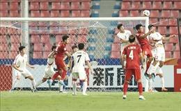 U23 Việt Nam hòa đáng tiếc U23 Triều Tiên trong hiệp 1