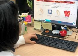Mua vàng online ngày Vía Thần Tài trong mùa dịch do virus Corona