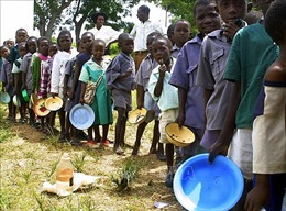 45 triệu người ở miền Nam châu Phi cần viện trợ lương thực khẩn cấp