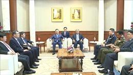 Việt Nam và Brunei đẩy mạnh hợp tác trao đổi thông tin, đấu tranh phòng chống tội phạm