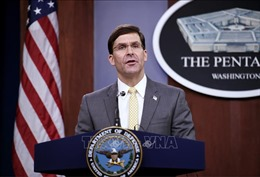 Mỹ: Sẽ không do dự hủy bỏ thỏa thuậnnếu Taliban không tuân thủ cam kết