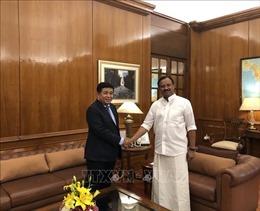 Việt Nam - Ấn Độ đẩy mạnh xúc tiến đầu tư thương mại song phương