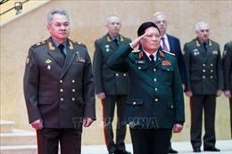 Hợp tác quốc phòng Việt - Nga vì hòa bình và ổn định ở khu vực