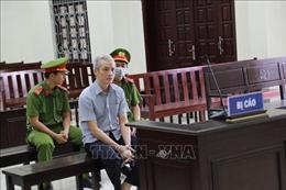 Nguyên Phó Viện trưởng Viện Kiểm sát 'chạy án' lĩnh 5 năm tù