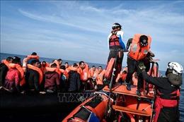 Phát hiện thuyền chở 87 người nhập cư bất hợp pháp đến đảo Cyprus