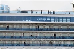 Thêm 32 hành khách Canada trên du thuyền Diamond Princess dương tính với nCoV