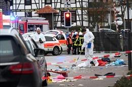 Đức xác định thêm nhiều trường hợp bị thương trong vụ lao xe vào đám đông