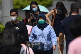 Singapore nâng mức 'cảnh báo vàng' đối với dịch bệnh