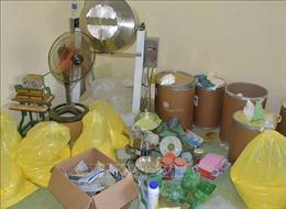 Biểu dương tập thể và cá nhân khám phá vụ sản xuất thuốc thủy sản giả quy mô lớn tại Bạc Liêu