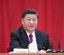 Chủ tịch Trung Quốc kêu gọi tăng cường kiểm soát và phòng ngừa dịch bệnh COVID-19
