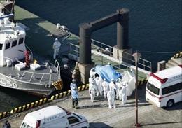 Ba thuyền viên Indonesia trên tàu Diamond Princess bị nhiễm COVID-19