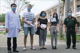 Dịch COVID-19: Thêm 3 bệnh nhân tại TP Hồ Chí Minh được công bố khỏi bệnh